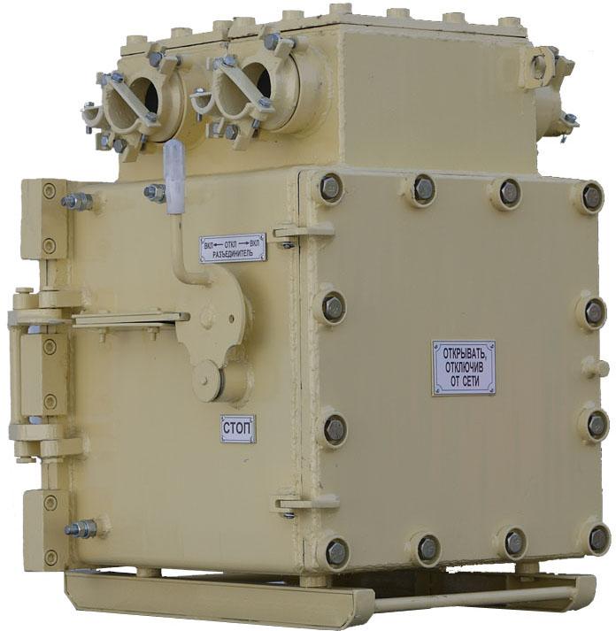 Пускатель ПВИ - 250/315 Д климатического исполнения УXЛ5, предназначен для дистанционного управления включением и...