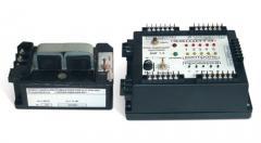 Аппарат защиты электродвигателей КОРД.У4.У5 типа АЗД 1 с групповым блоком индикации БИГ 1 (групповое включение двигателей)