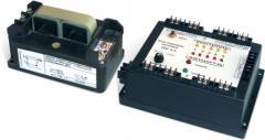 Аппарат защиты электродвигателей КОРД.У4.У5 типа АЗД 2 с групповым блоком индикации БИГ 2