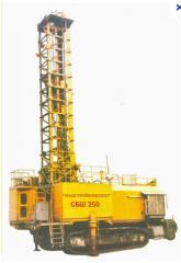 Станок буровой для карьеров УСБШ-250А