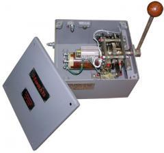 Командоаппарат потенциометрический взрывозащищенный типа КАПВ