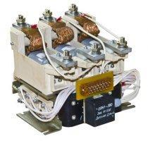Контактор вакуумный трёхполюсный (400А), с уменьшенными габаритами