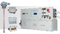 Аппаратура управления, контроля и диагностики насосных станций АУСН
