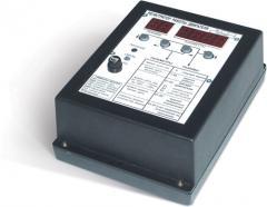 Регистратор работы электродвигателя типа РРД