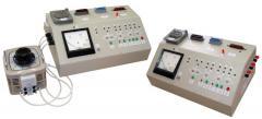 Стенд для входного контроля блоков типа УМЗ, ПМЗ, БТЗ-3-1, БКЗ-3МК