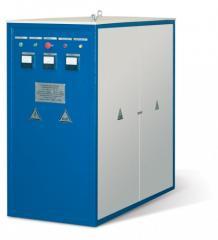 Установки конденсаторные высоковольтные типа УКРМ
