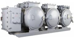 Устройство управления взрывозащищенное типа УВПМ-350 У5