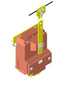 Выключатель ВД-2 Троссовый выключатель повышенной чувствительности. (Pull Rope Switch)