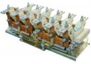 Контактор вакуумный реверсивный с горизонтальной компоновкой (630 А), I и II поколения