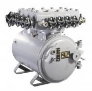 Комплектные устройства управления вспомогательными электроприводами взрывозащищенные типа КУВВ