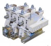 Контактор вакуумный с электромагнитной защелкой
